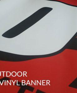 13oz vinyl banners