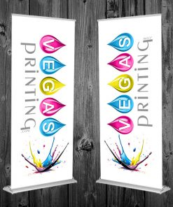 SD Retractable Banner Stand